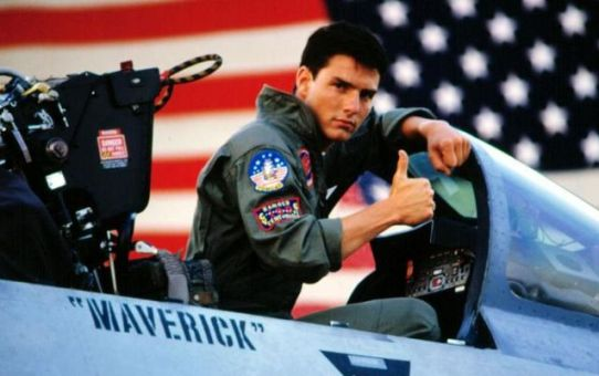 top gun sequel al cinema