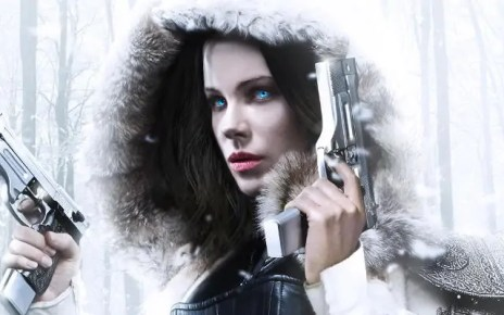Kate Beckinsale è Selene nel glaciale poster ufficiale di Underworld: Blood Wars