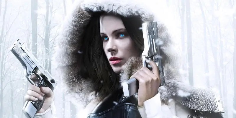 Kate Beckinsale, Theo James e company nei quattro characters poster di Underworld - Blood Wars