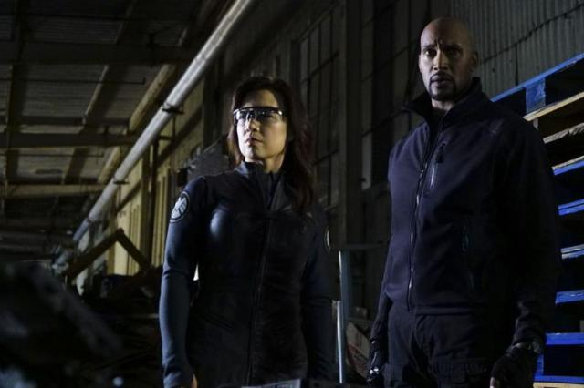 Agents of SHIELD (ABC-Marvel Television)