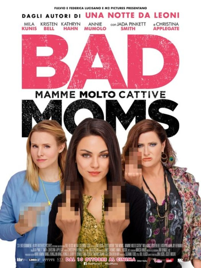 Bad Moms (M2 Pictures)