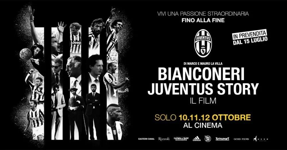 [Recensione] Bianconeri. Juventus Story, il docufilm di Marco e Mauro La Villa