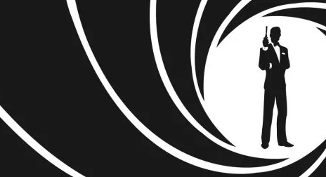 bond film logo