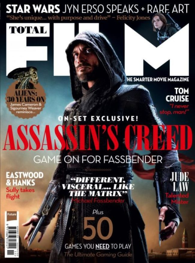 Assassin's Creed (Total Film Magazine)