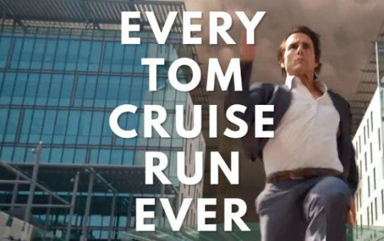 every tom cruise run ever