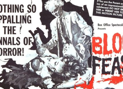 [ToHorror Film Festival 16] - La recensione di Blood Feast, l'horror datato 1963