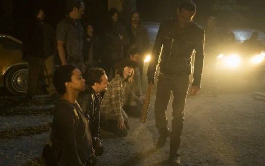 the walking dead 7 foto