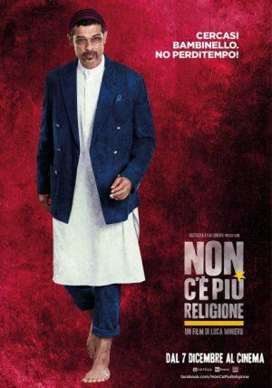 non c'è più religione poster