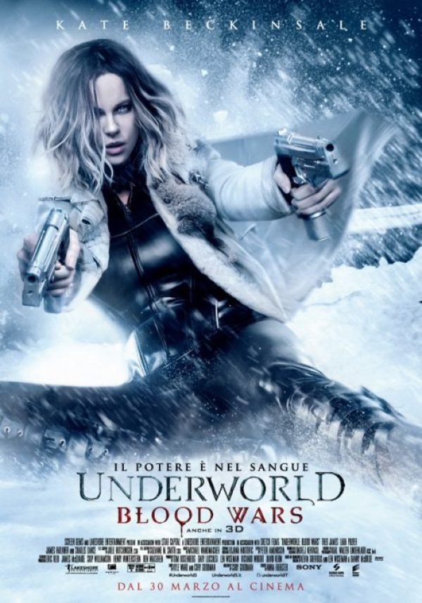 underworld 5 poster ita