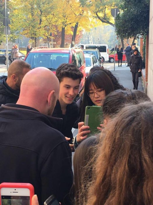 shawn mendes foto fan