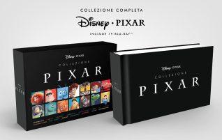 cofanetto pixar