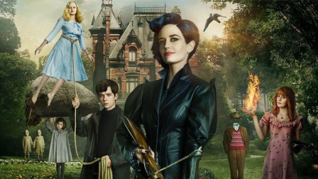 [Recensione] Miss Peregrine - La casa dei Ragazzi Speciali, di Tim Burton