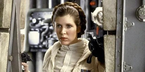 Infarto per Carrie Fisher. Grave la Leila di Star Wars