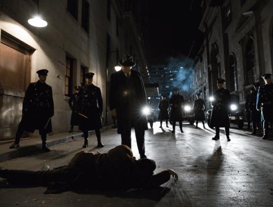 la legge della notte foto