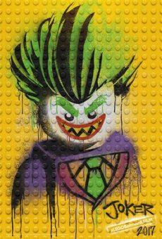 lego batman poster ita