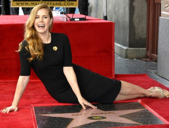 amy adams walk of fame