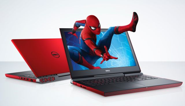 Spider-man dell