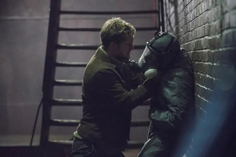 defenders iron fist foto
