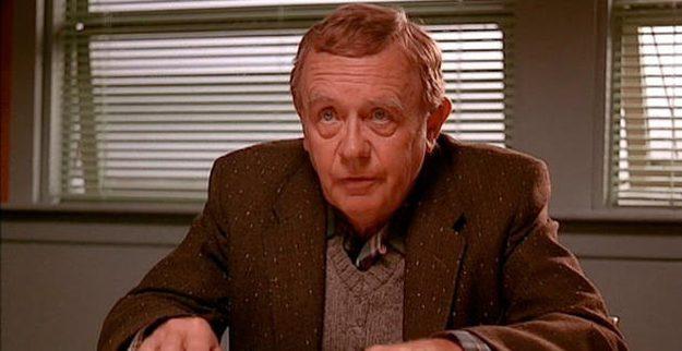 Addio a Warren Frost, il dottor Will Hayward della celebre serie Twin Peaks