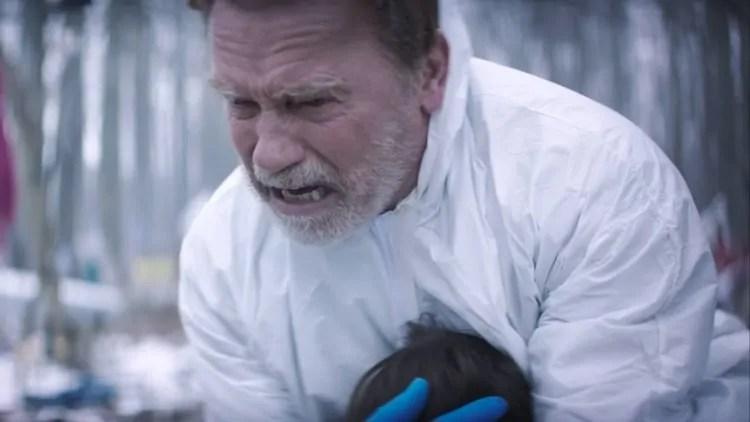 Arnold Schwarzenegger è in cerca di vendetta nel primo straziante trailer di Aftermath