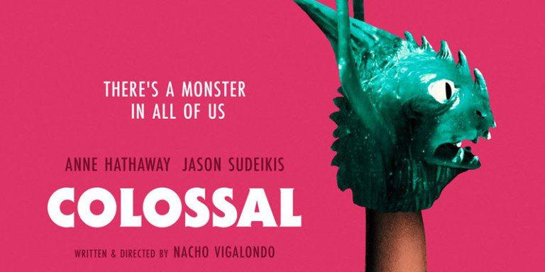 colossal banner film