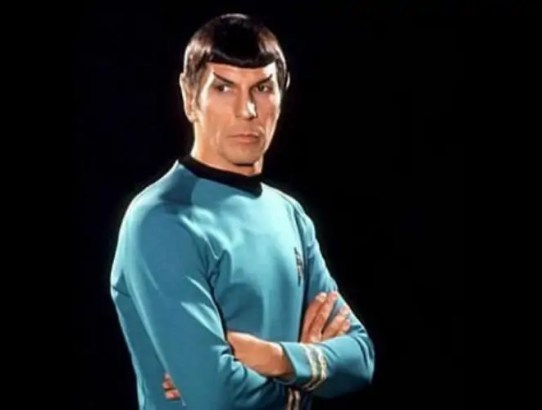 mr spock star trek