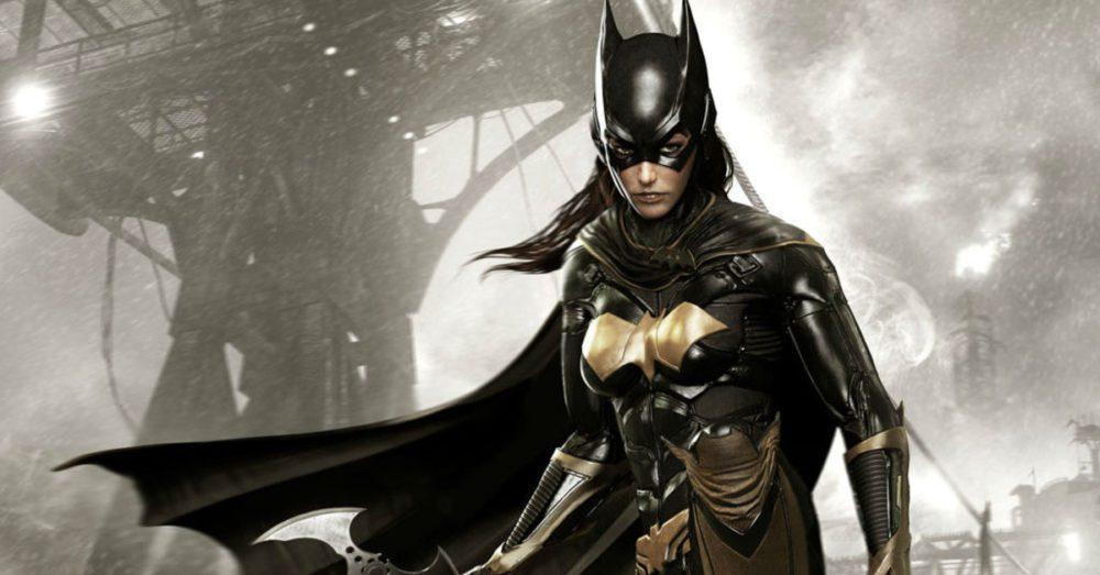 batgirl artwork
