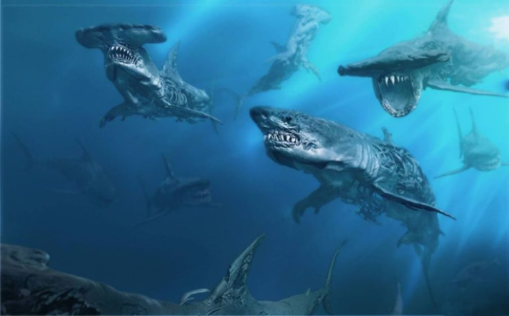 pirati dei caraibi 5 squali fantasma