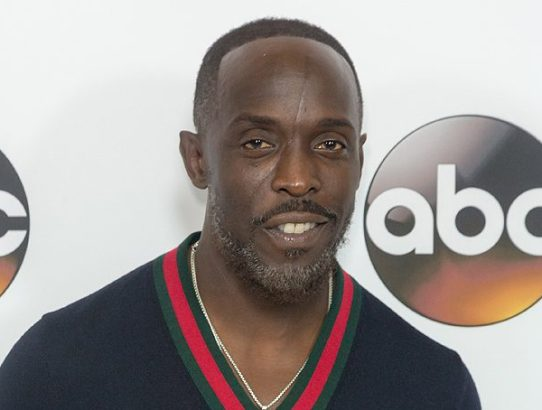 michael k. williams foto