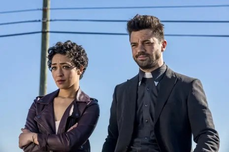 preacher 2 serie tv foto
