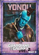 guardiani galassia 2 poster yondu