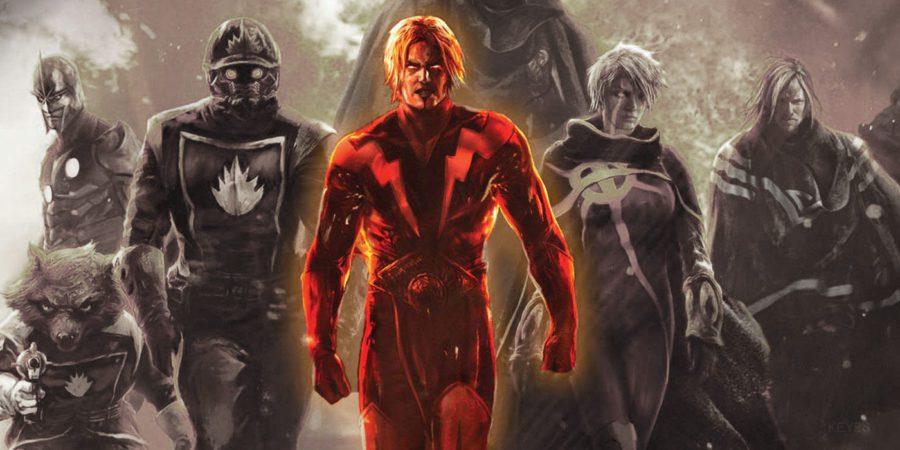 Il mitico Adam Warlock sarà in Guardiani della Galassia 3, parola di James Gunn