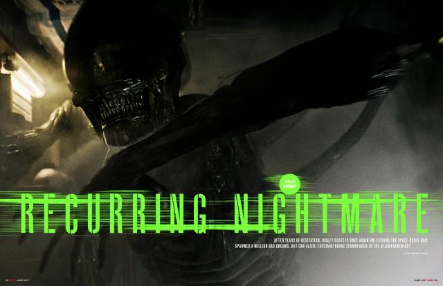 Alien: Covenant, 3 nuove immagini del film