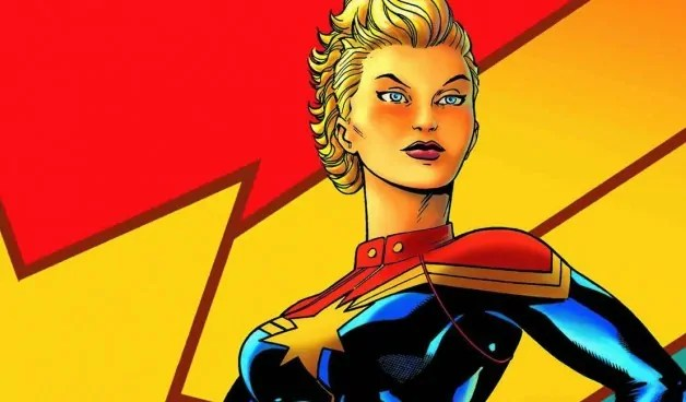 [San Diego Comic Con] Primi dettagli sul cinecomic Captain Marvel