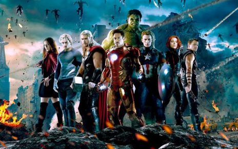 avengers infinity war riprese