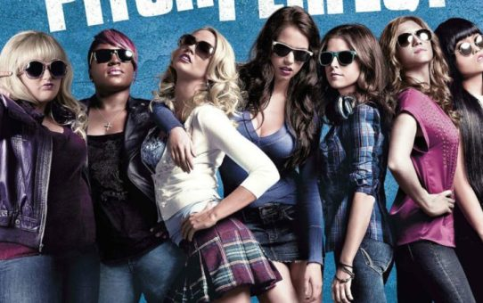 riprese terminate per pitch perfect 3