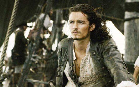 orlando bloom pirati dei caraibi