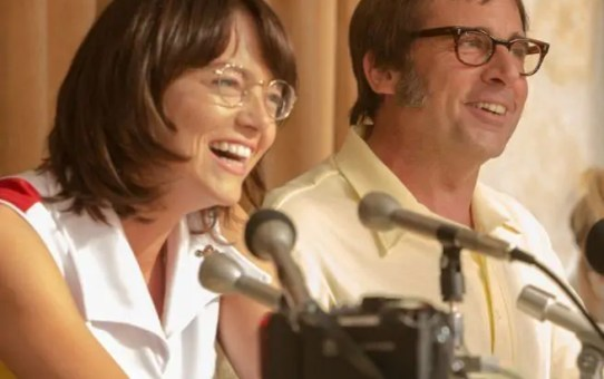battle of the sexes foto e trailer