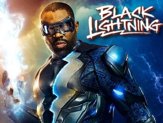 black lightning trailer