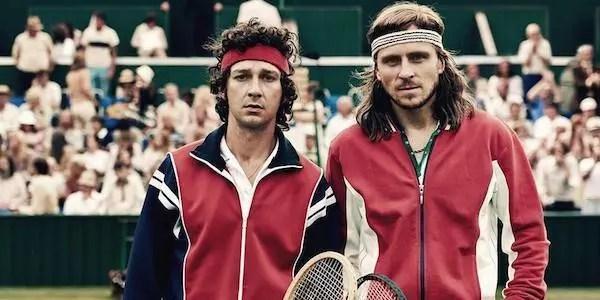 Borg/McEnroe: ecco il teaser trailer ufficiale italiano