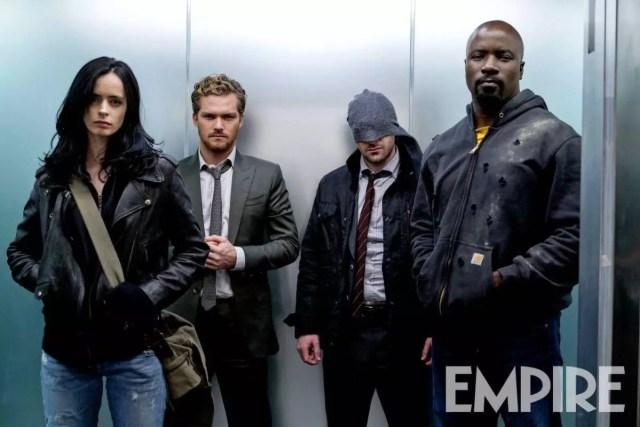 defenders marvel foto empire magazine