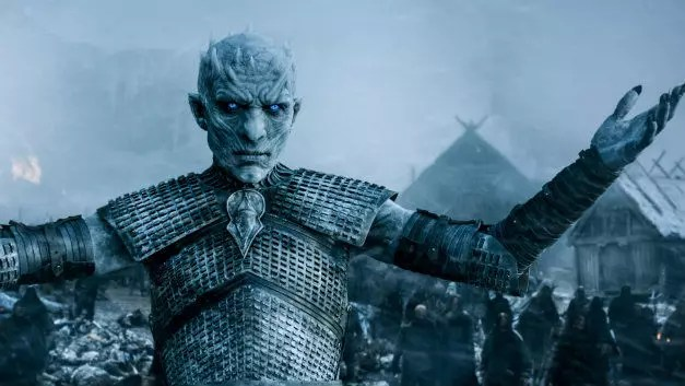 game of thrones king of night