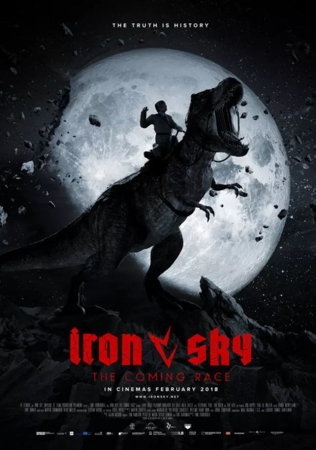 iron sky 2 poster e trailer