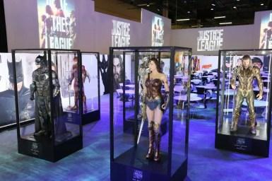 justice league foto licensing expo las vegas