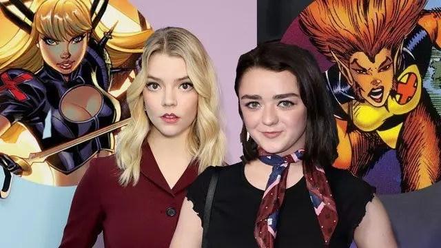 New Mutants, Maisie Williams e Anya Taylor-Joy ufficialmente nel cast