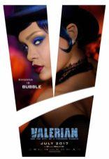 valerian poster film rihanna