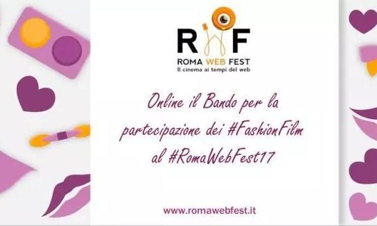 fashion film roma web fest