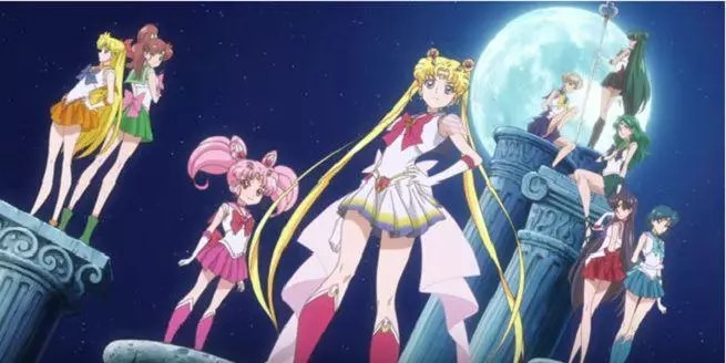 sailor moon crystal al cinema