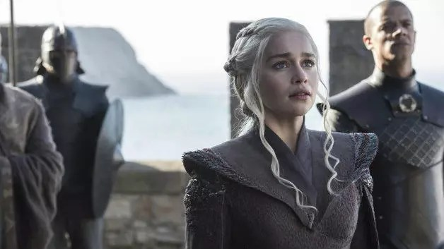 daenerys game of thrones 7