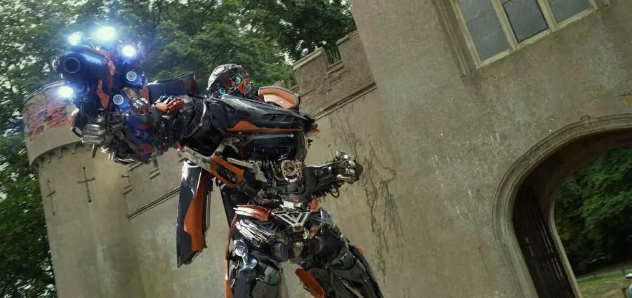 transformers 5 hot rod